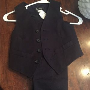 J.Crew Thompson suit vest and pants